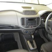Chevrolet Spin LTZ Tahun 2013 Abu Abu AT
