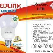 LEDLINK LED BULB 20 Watt 6000K