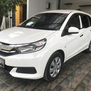 Honda Mobilio White Facelift S 2017|Nama Sendiri|ALLRISK-2018 Akhir
