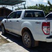 New Ford Ranger 2,2 Tahun 2012 Type XLS..175jt..Posisi Mobil Ada Di Samarinda...