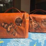 Camera Bag Leather