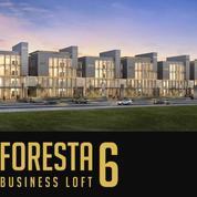 Kantor Lokasi Strategis Foresta Business Loft (FBL) 6 BSD City