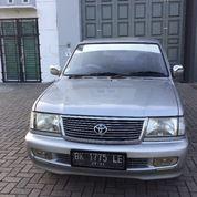 Toyota Kijang Lsx 1.8 Bensin Silver Metalic 2002
