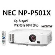 Projector NEC P501X