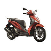 Vespa Piaggio New Medley 150 ABS S I-Get Rosso Ibis( KREEDIT TANPA DP DAN BUNGA 0% )