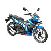 Suzuki All New Satria F150?( KREEDIT TANPA DP DAN BUNGA 0% )