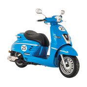 Peugeot Scooters Django Sport Bleu France( KREEDIT TANPA DP DAN BUNGA 0% )