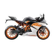 KTM RC 200 Sepeda Motor - Black Grey( KREEDIT TANPA DP DAN BUNGA 0% )
