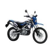 Kawasaki New KLX 150 BF SE Sepeda Motor - Blue?( KREEDIT TANPA DP DAN BUNGA 0% )