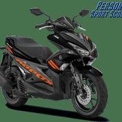 Yamaha Aerox 155 VVA 2018 (KREEDIT TANPA DP BUNGA 0%)