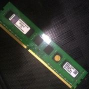 Ram DDR3 8GB Merk Kingstone PC 12800