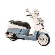 Peugeot Scooters Django Evasion Rocky Blue?( KREEDIT TANPA DP DAN BUNGA 0% )