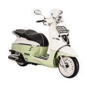 Peugeot Scooters Django Evasion Pistacio?( KREEDIT TANPA DP DAN BUNGA 0% )
