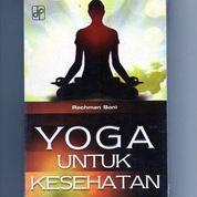 Buku YOGA untuk Kesehatan