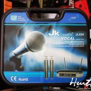 Mic Wireless JK Coustic JLX 24HC
