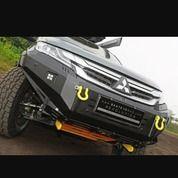 Bemper/Tanduk Depan Mitsubishi All Nww Pajero Sport
