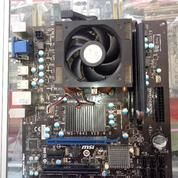 AM3 MSI 760 Proci Phenom Ii X4 955 RAM 2GB DDR3