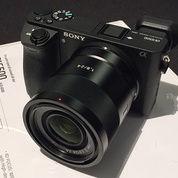 Sony Announces A6500 Mirrorless