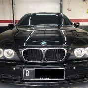 Bmw 520i 2003 E39 Black On Grey At/Triptonik Km 40rb