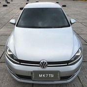 VW GOLF 1.4 Tsi MK7 Triptronic 2014 Silver Metalik Facelift