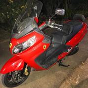 Maxsym Ferrari Edition
