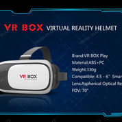 BEST SELLER - VR Box Gen 2 Virtual Reality 3D Movie & Games