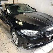 Bmw 520 Luxury 2013 Hitam Full Orisinil Luar Dlm Km25rb Asli