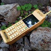 Hape Antik Jumbo Brick Phone C6 New Vintage Retro Classic Style