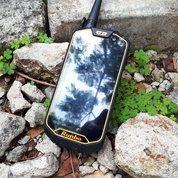Hape Plus HT Runbo Q5 New 4G LTE Walkie Talkie UHF IP67 Certified RAM 2GB