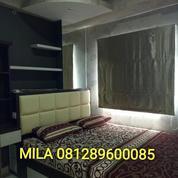Sewa Murah Apartemen Green Pramuka City Harian Ditower Scarlate