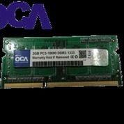 SODIMM 2GB PC3-10600 DDR3 1333 OCA MEMORY LAPTOP