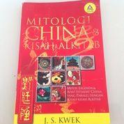 Mitologi China & Kisah Alkitab Penulis J.S. Kwek