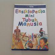 Ensiklopedia Mini Tubuh Manusia