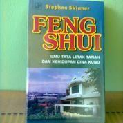 Buku FENG-SHUI Ilmu Tata Letak Tanah Dan Kehidupan Cina Kuno
