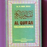 Buku Al Qur'an Terjemahan/Tafsir