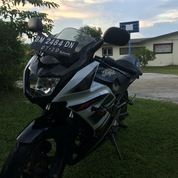 Ninja RR 2015 Limited Edition, KM Low , Sparpart Full Original