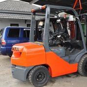 Forklift 2,3, 5,7 Ton Murah Flores Kupang Kalimantan Palembang