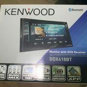 Kenwood DDX-418BT Head Unit DDX 418 BT