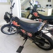Trail Ts 125 Cc Jumbo All Original