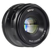Lensa Meike 35mm F1.7 For Mirrorless Sony E-Mount