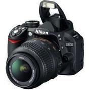 Kreedit Tanpa Dp Dan Bunga 0% Nikon DSLR D3100 Kit