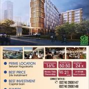 Apartemen & Condotel HORISON Seturan Yogyakarta
