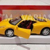 Parfum Mobil Car Parfume Model Motif Mobil Sport Kuning