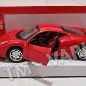 Parfum Mobil Car Parfume Model Motif Mobil Sport Merah