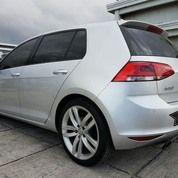 VW Golf Tsi 1.4 At MK7 Atpm 2014 Silver