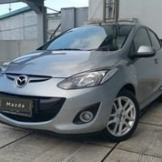 Mazda2 Sport CBU 1.5 At HB 2013 Grey Metalik
