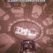 Lampu Tidur Proyektor Star Master Papoy Minion (Musik + Berputar)