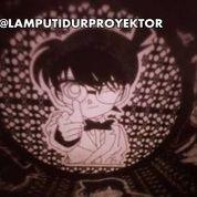 Lampu Tidur Proyektor Star Master Detektif Conan (Musik + Berputar)