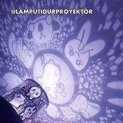 Lampu Tidur Proyektor Star Master Line Android (Musik + Berputar)