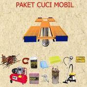 Paket Alat Cuci Mobil Hidrolik